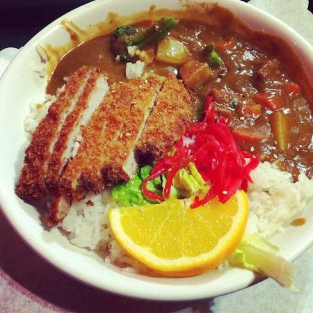 Koko Kitchen: Tonkatsu Curry Bowl