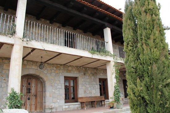 Centro San Pelayo : Exterior