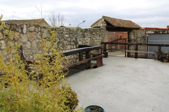 Centro San Pelayo : zonas comunes