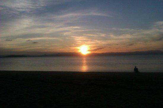 Tropicana Guided Adventure:                   fantastic sunrise