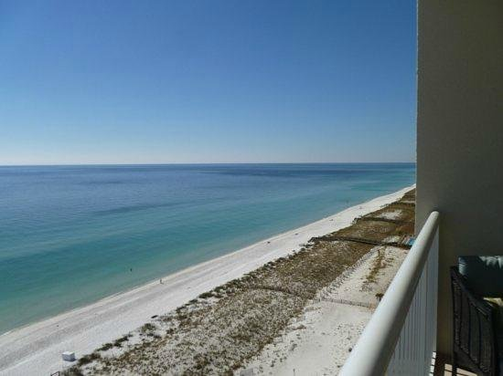 Summerwind Resort:                   Amazing View from Balcony of 1302E Inn at the Summerwind