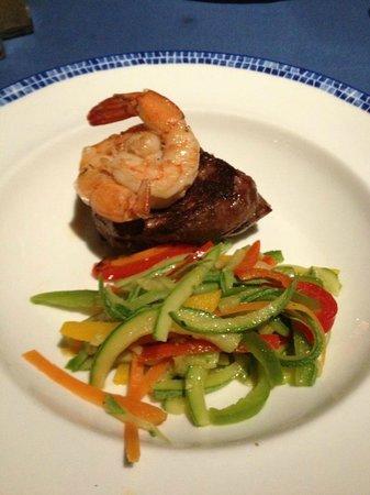 Hyatt Ziva Puerto Vallarta: dinner
