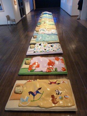 متحف إسرائيل: Sector de arte moderno