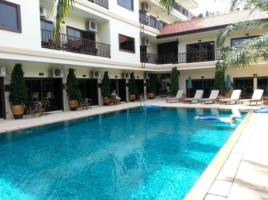 Baan Souy Apartments:                   Relax