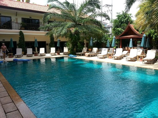Baan Souy Resort:                   Relax
