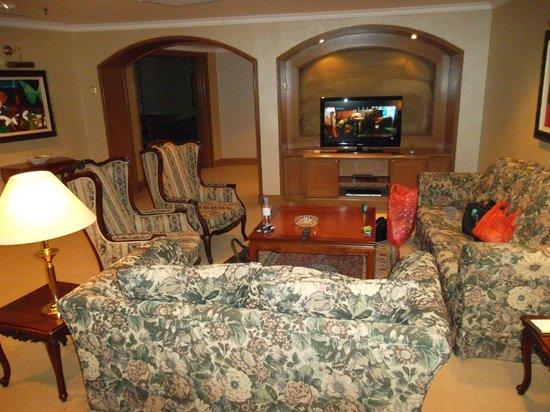 Concorde Hotel Kuala Lumpur:                   Room 1088