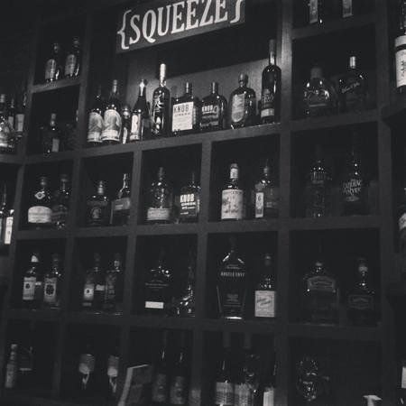 Squeeze Bar:                   top quality