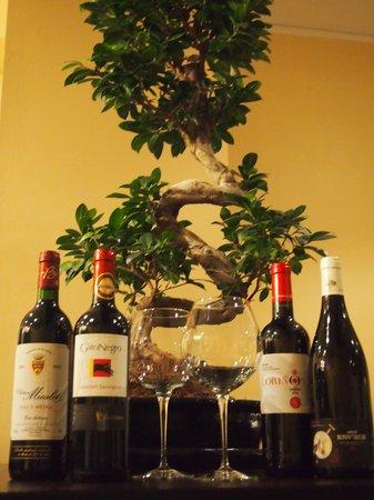 bb wok: Quelques vins de notre cave...