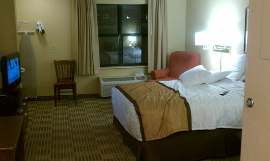 Extended Stay America - Houston - Westchase - Richmond:                   Unspectacular room