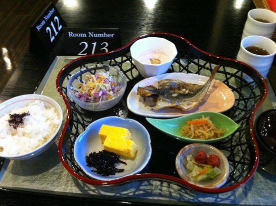 Utayu no Yado Atami Shiki Hotel: 朝食