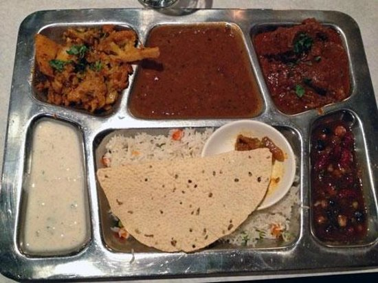 The Bhojanic Thali