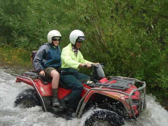Hanmer Springs Attractions:                   Double quad also available