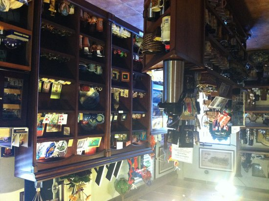 Caribbean Trading Company Store:                   The store