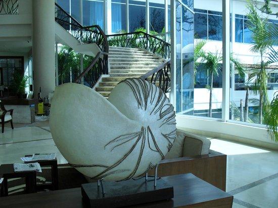 The Westin Playa Bonita Panama: confort y belleza del lobby