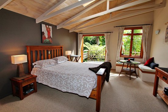 Mussel Bed Boutique B&B: Pacifica Suite