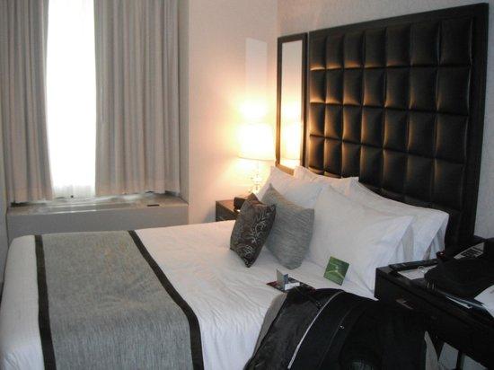 Distrikt Hotel: chambre