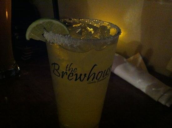 The Brewhouse: $4.50 margarita