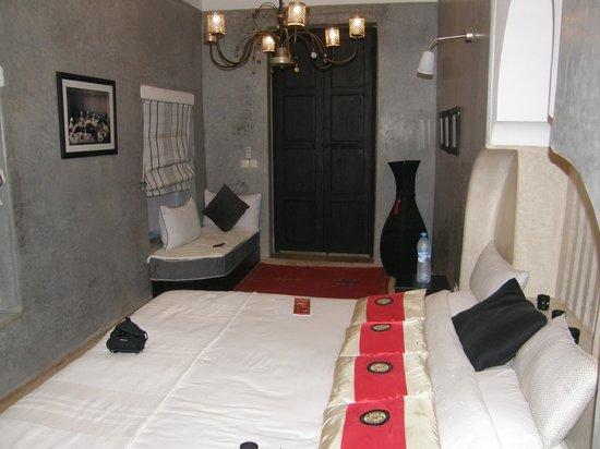 Riad Dar El Masa:                   Room