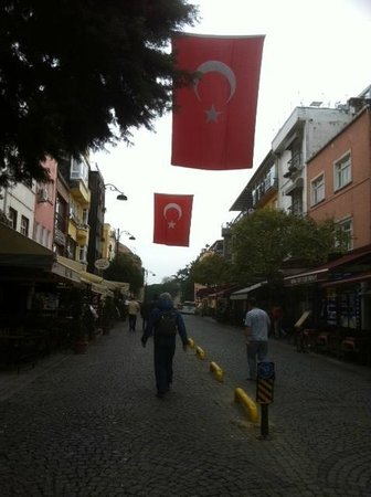 Marmara Guesthouse:                   Walking nearby street