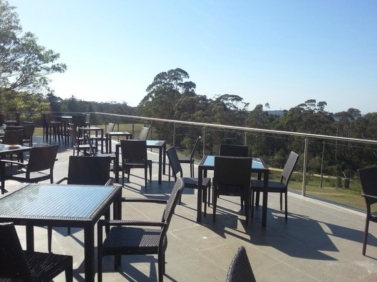 Fairmont Resort Blue Mountains - MGallery Collection: Outside dinning
