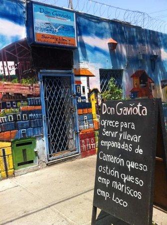 Don Gaviota