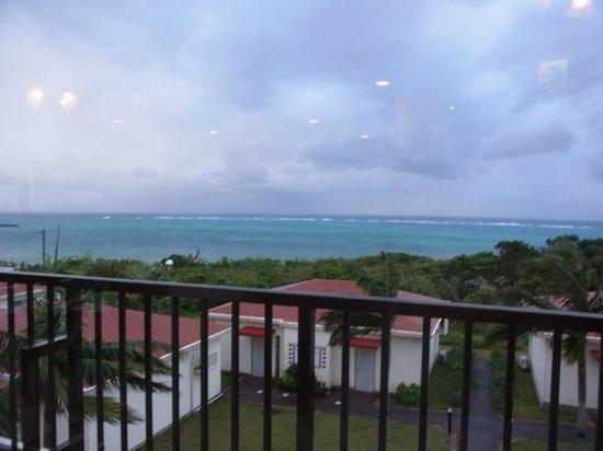 La Teada Iriomote Resort: レストランからの眺めです。