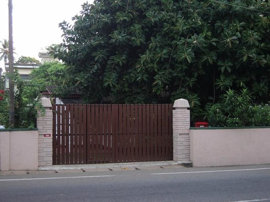 No395 Guest House: No395 Entrance