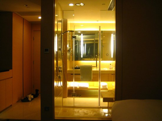 Crowne Plaza Hotel Hong Kong Causeway Bay:                   Shower / Bath