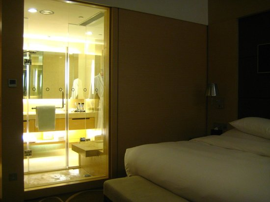 Crowne Plaza Hotel Hong Kong Causeway Bay:                   Room