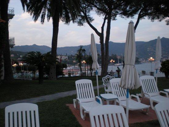 Grand Hotel Miramare: foto del giardino