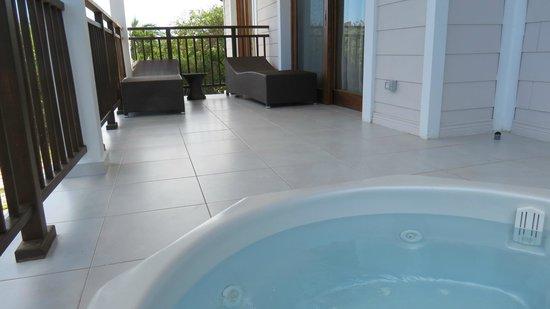 Royalton Cayo Santa Maria : terrasse