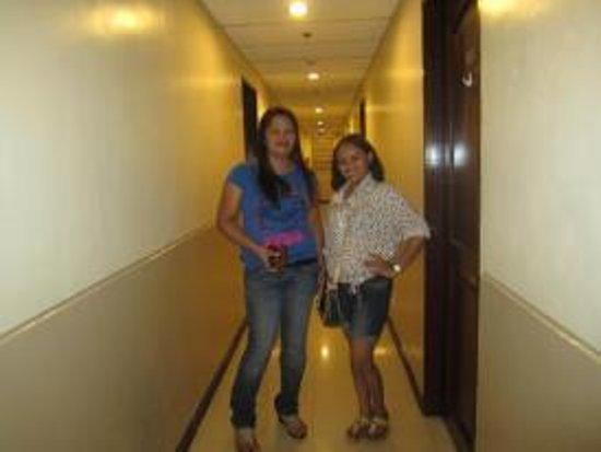 Hotel Fortuna:                   6th Floor