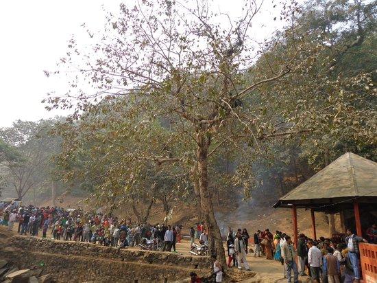 Guwahati, Indien: Basistha Temple