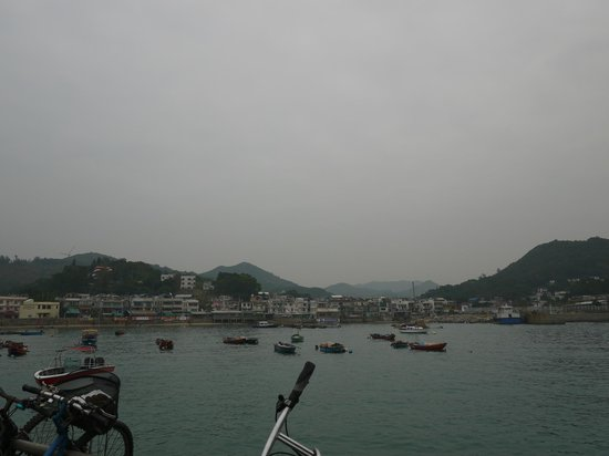 Lamma Island: views