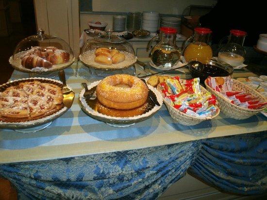 Villa Delle Palme: Bien appétissant !