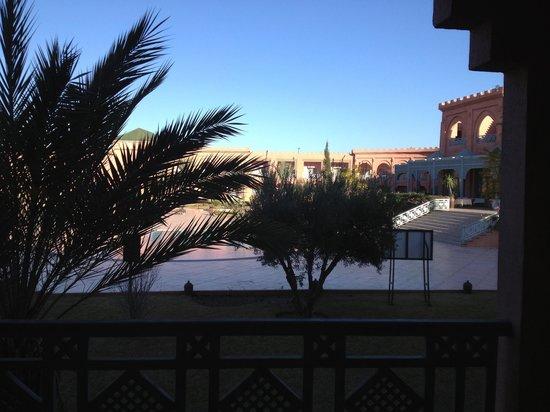 Mogador Palace Agdal: Vue chambre