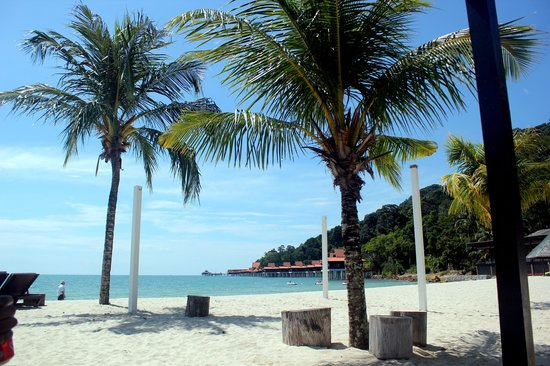 Berjaya Langkawi Resort - Malaysia:                   beach side