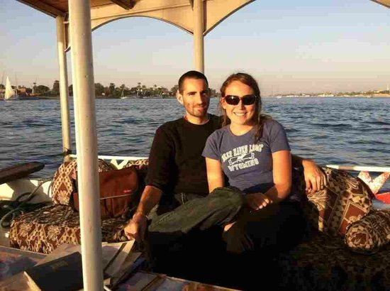 Mara House:                   Cruising The Nile (Thanks to the help of Amr and Sahry)