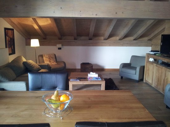 Salon Picture Of Dormio Resort Les Portes Du Mont Blanc - Dormio resort les portes du mont blanc
