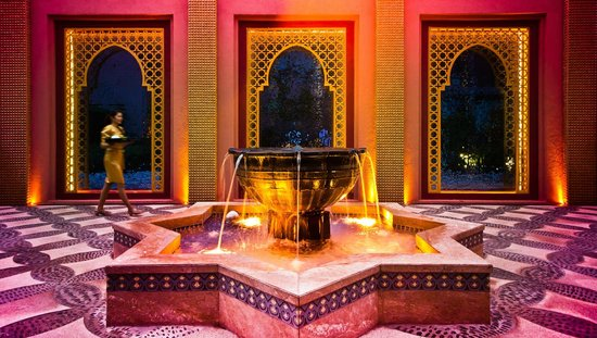 Marrakesh Hua Hin Resort & Spa: Neo-Morrocan Style
