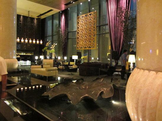 Wanda Vista Beijing: Lobby Bar Sofitel