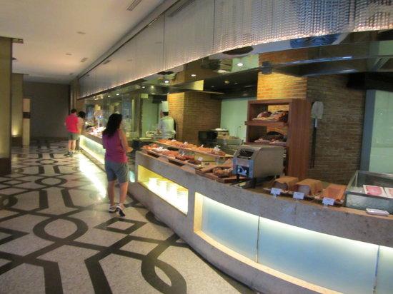 Wanda Vista Beijing: Breakfast Buffet