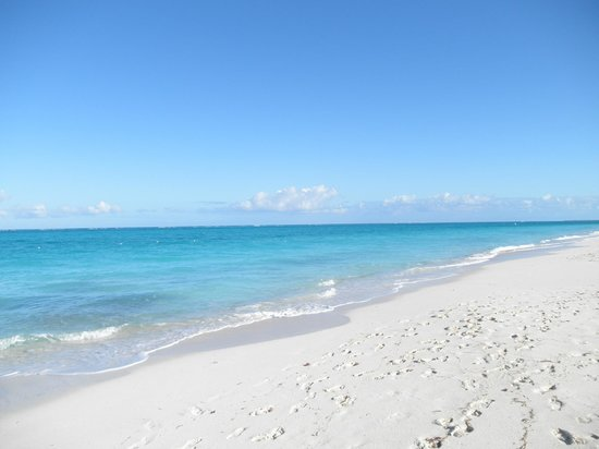 Stranden Grace Bay