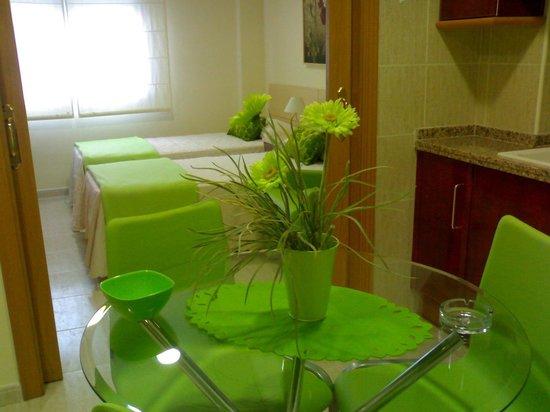 Apartamentos Residencial Alcoy: Estudio RA