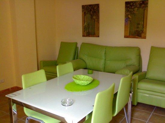 Apartamentos Residencial Alcoy: Salon Apartamento RA Grand