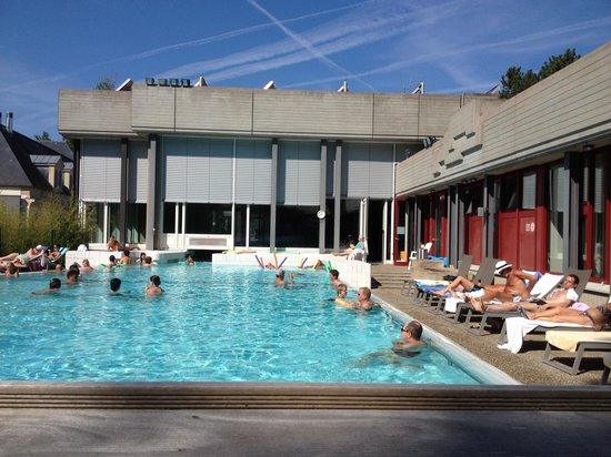 T 2012 picture of domaine thermal mondorf les bains for Piscine thermal