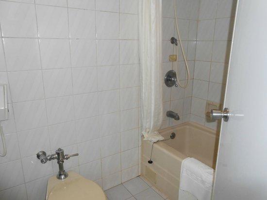 First Hotel: バスルーム