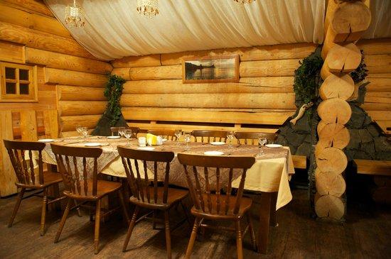 Baikalskye Terema: Dining Room