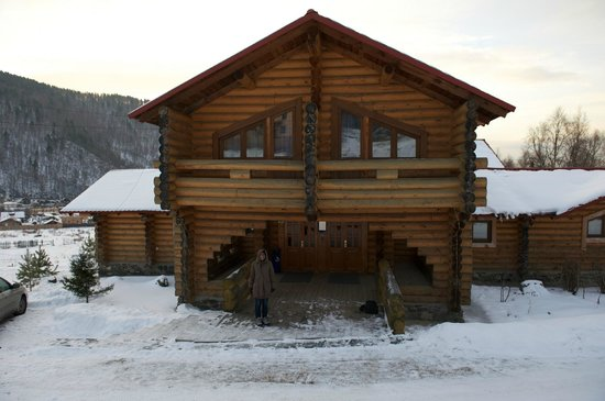 Baikalskye Terema: Hotel