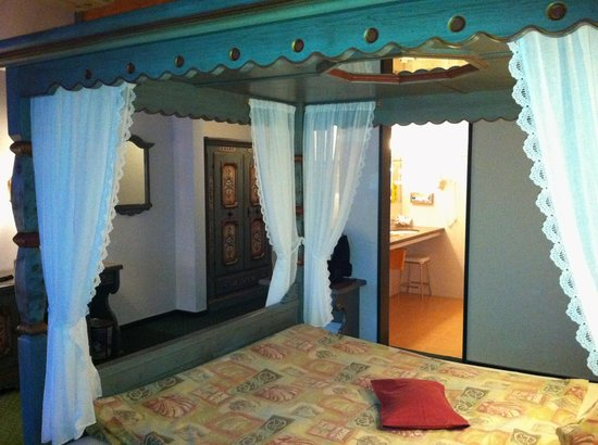 Hotel Simmenhof: Chambre